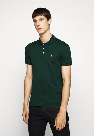 PIMA POLO - Polo shirt - college green