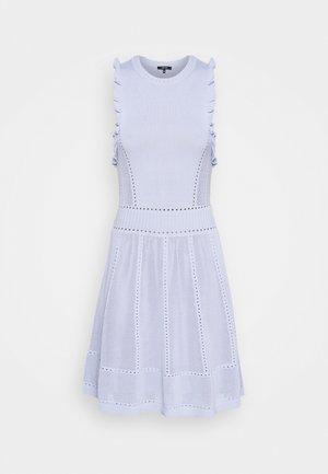 JULIETTE DRESS - Denní šaty - ice blue