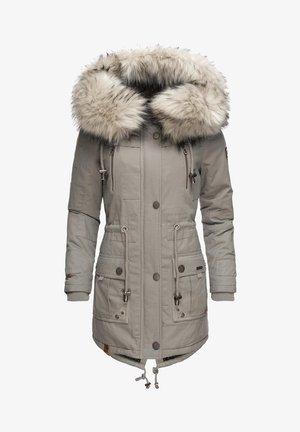 Winter coat - gray