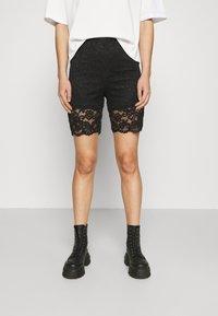 Vila - VIJASMIN FESTIVAL - Shorts - black - 0