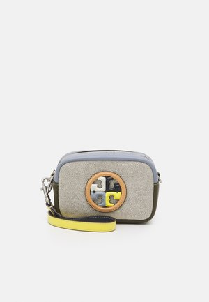 PERRY BOMBE MINI BAG - Handbag - tory navy/leccio