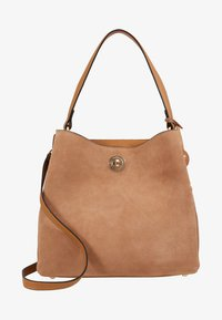 L.CREDI - EVELINA - Handbag - camel - 1