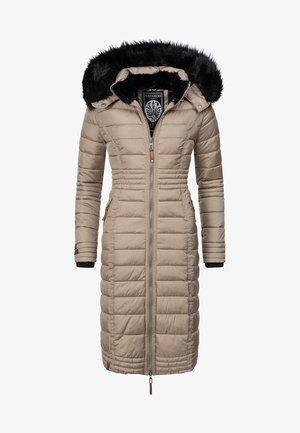 UMAY - Winter coat - taupe