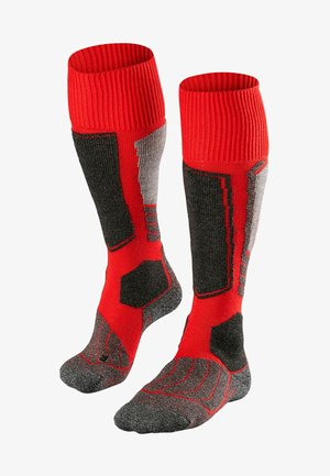 SK1 - Chaussettes hautes - red