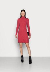 Glamorous Tall - LADIES DRESS - Jersey dress - burnt orange - 1