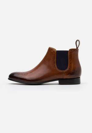 SALLY  - Ankle boots - wood