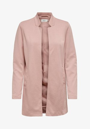 ONLSOHORUBY SPRING COAT CC OTW - Short coat - rose tan