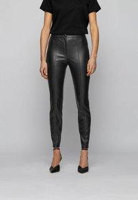 BOSS - C_TRATONA - Trousers - black - 0