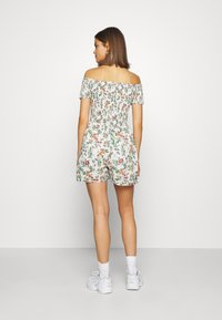 Tommy Jeans - SUMMER PRINTED PLAYSUIT - Jumpsuit - multi-coloured - 2