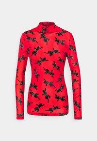 Diane von Furstenberg - REMY - Camicetta - small red - 0