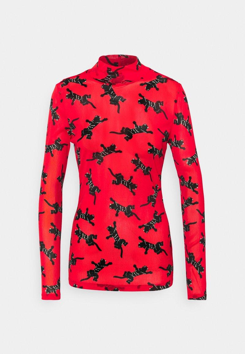 Diane von Furstenberg - REMY - Camicetta - small red