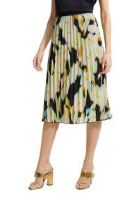 comma - Pleated skirt - blue - 0