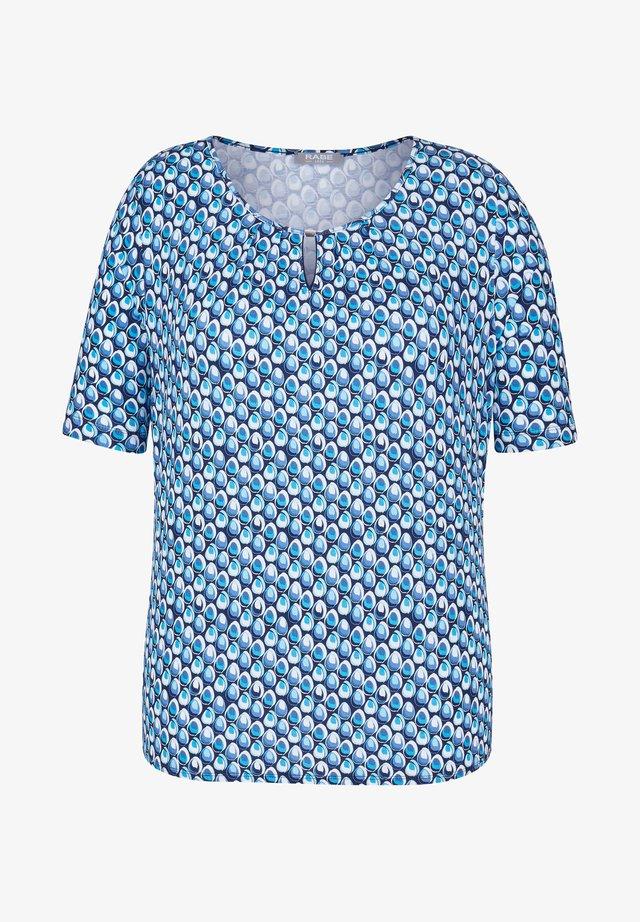 FREJA - T-shirt med print - ink
