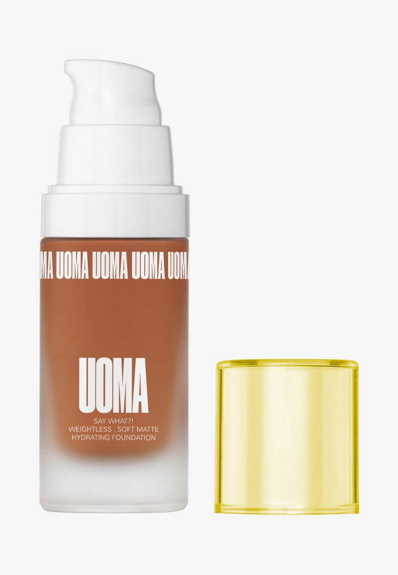 UOMA - SAY WHAT?! FOUNDATION - Foundation - t2c bronze venus
