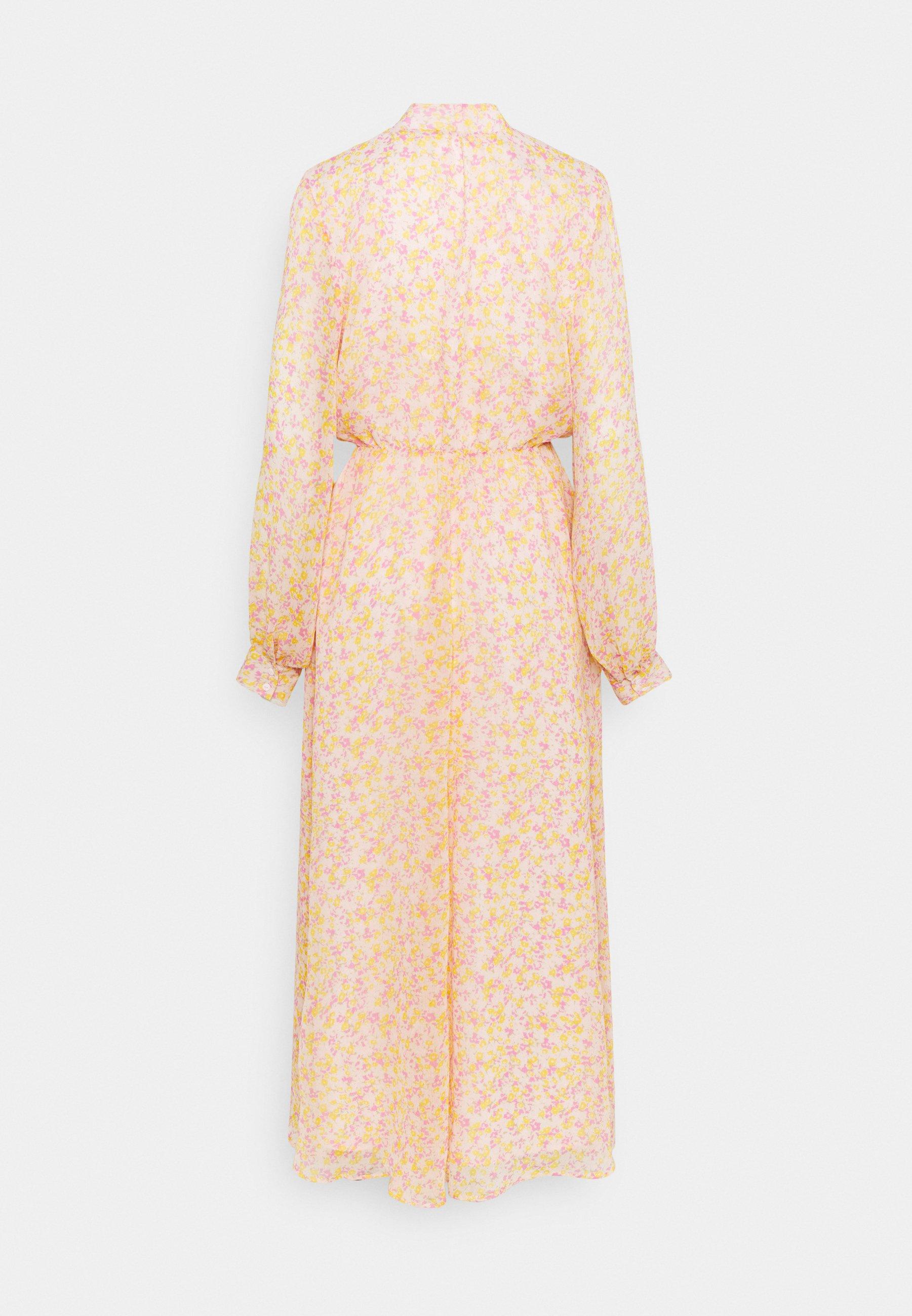 Women JEANIE VIENNA MIDI DRESS - Day dress