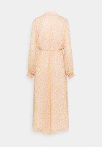 Selected Femme Tall - JEANIE VIENNA MIDI DRESS - Day dress - opera mauve - 1