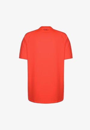 HEATGEAR TECH  - Print T-shirt - red