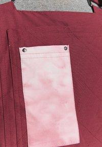 Roxy - RIDEOUT BIB - Schneehose - oxblood red - 3