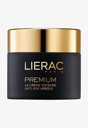 LIERAC GESICHTSPFLEGE PREMIUM SEIDIGE CREME - Face cream - -