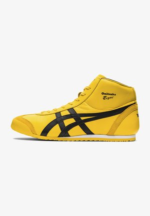 MEXICO MID RUNNER - Sneakers hoog - tai chi yellow/black