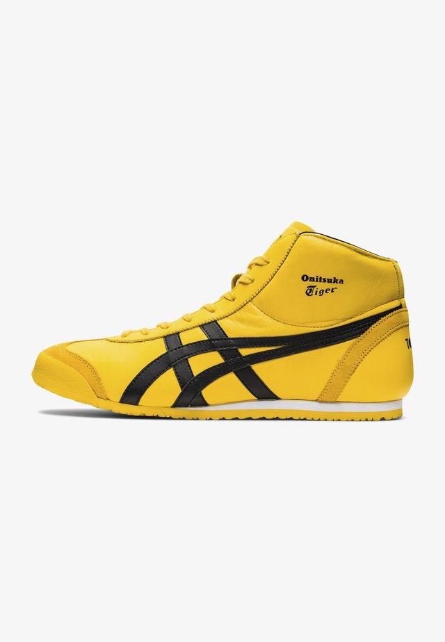 MEXICO - Sneakers alte - tai chi yellow/black