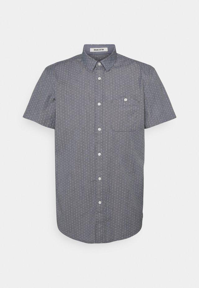 PATTERNED - Camisa - navy