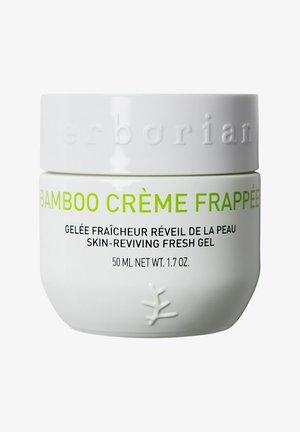BAMBOO CRÈME FRAPPÉE GESICHTSCREME - Skincare set - transparent