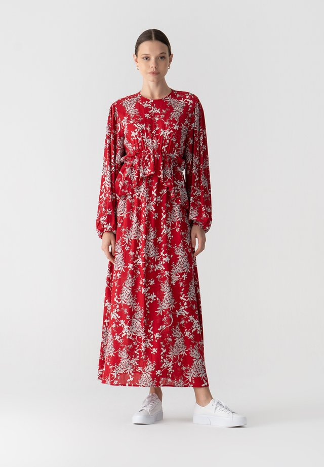 MAISTED  - Maxi dress - red