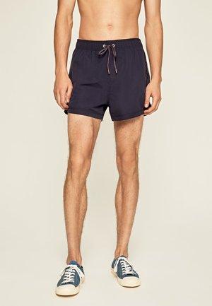 BRYAN - Shorts da mare - azul marino
