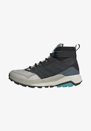 TERREX TRAILMAKER MID HIKING SHOES - Hikingsko - grey