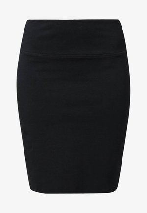 PENNY SKIRT - Pencil skirt - black