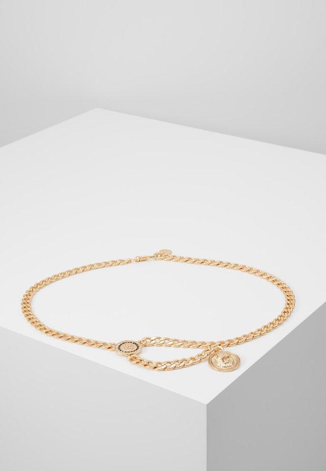 LOVERILIAN - Tailleriem - gold-coloured