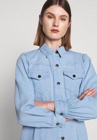 Bruuns Bazaar - VESTIE ZADENA DRESS - Denim dress - blue mist - 3