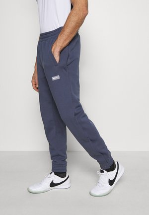 FC PANT - Pantalon de survêtement - thunder blue/clear