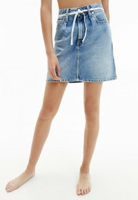Calvin Klein Jeans - A-line skirt - denim light - 0