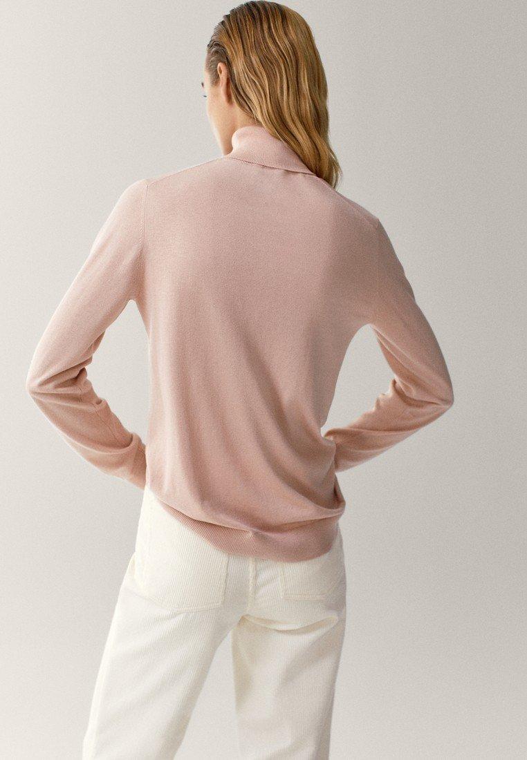 Massimo Dutti Pullover - mauve - Pulls & Gilets Femme 8hoMl
