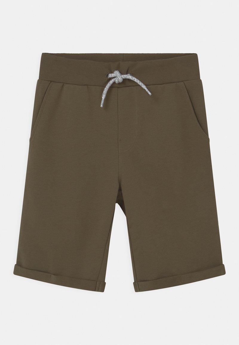 Name it - NKMVERMO - Shorts - ivy green