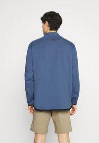 Wrangler - ALL TERRAIN GEAR ZIP - Långärmad tröja - dark blue - 2