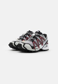 Salomon - SHOES SPEEDCROSS 3 ADV UNISEX - Trainers - alloy/black/white