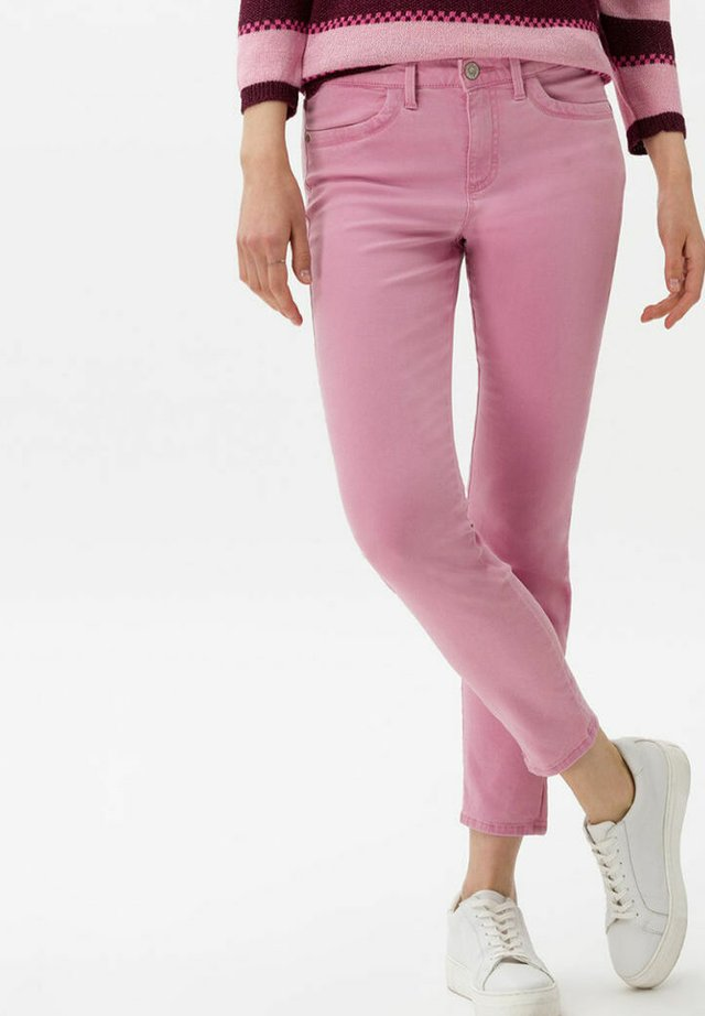 Jeans slim fit - wild orchid