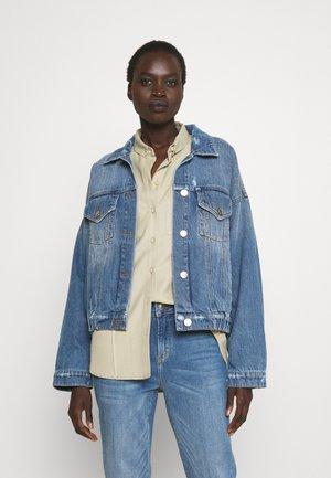 EWA - Jeansjakke - denim blue