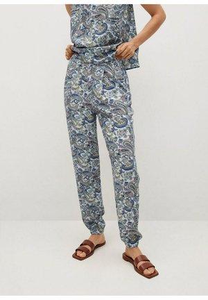 Teplákové kalhoty - hemelsblauw