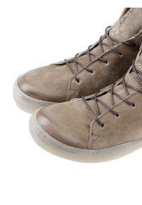 A.S.98 - SAGIT - Sneakers hoog - tabacco - 2