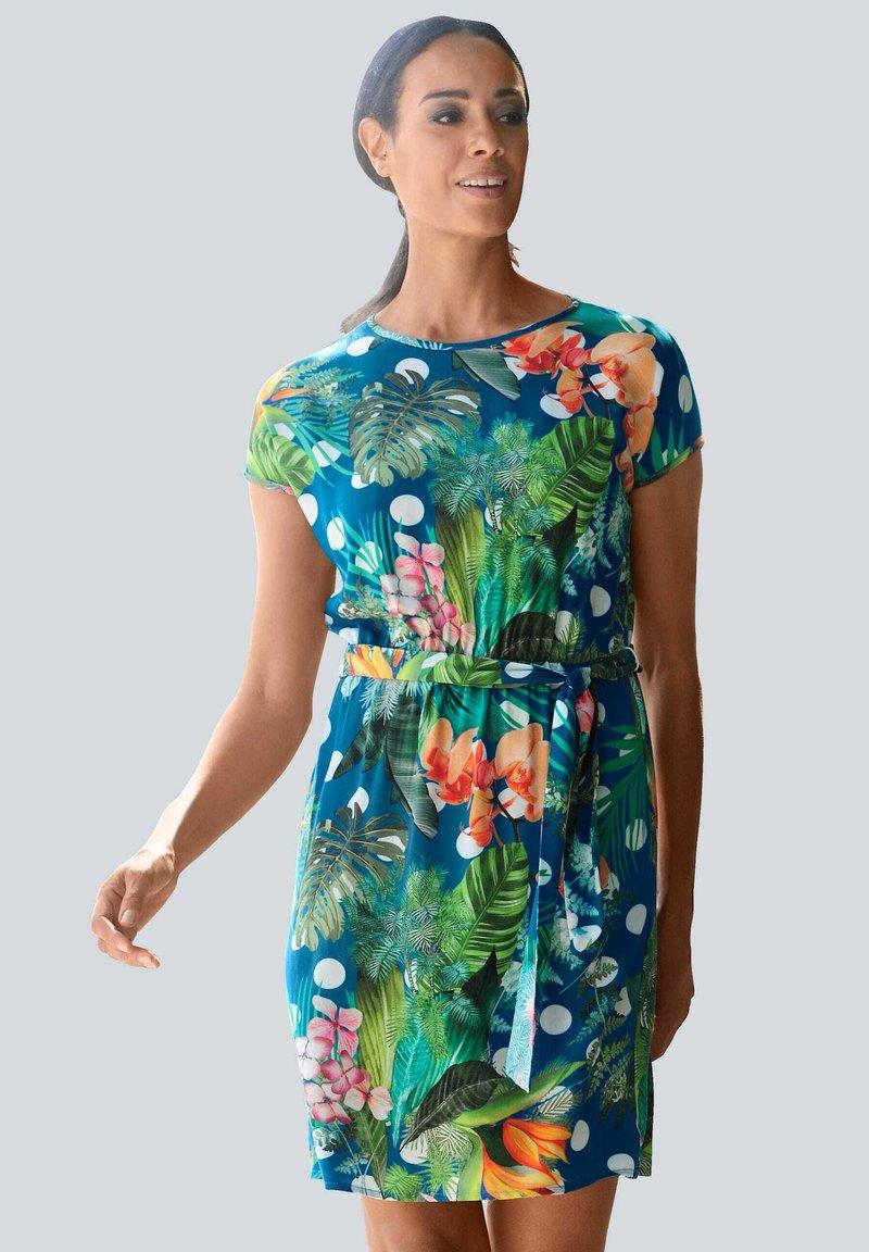 Alba Moda - Day dress - blau