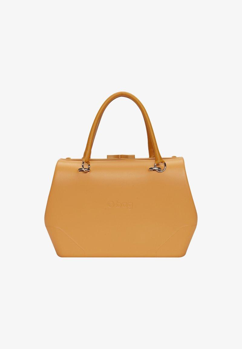 O Bag - Handbag - cammello