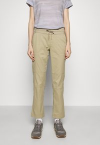 The North Face - WOMEN'S APHRODITE PANT - Pantalons outdoor - twill beige - 0