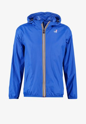 LE VRAI CLAUDE UNISEX - Waterproof jacket - royal