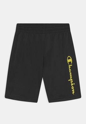 PERFORMANCE UNISEX - Pantaloncini sportivi - black