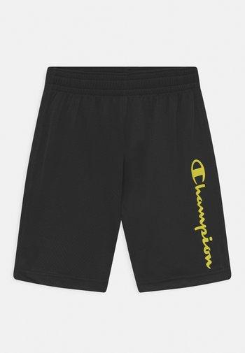 PERFORMANCE UNISEX - Sports shorts - black