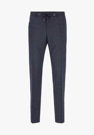 BARDON - Pantalon de costume - dark blue